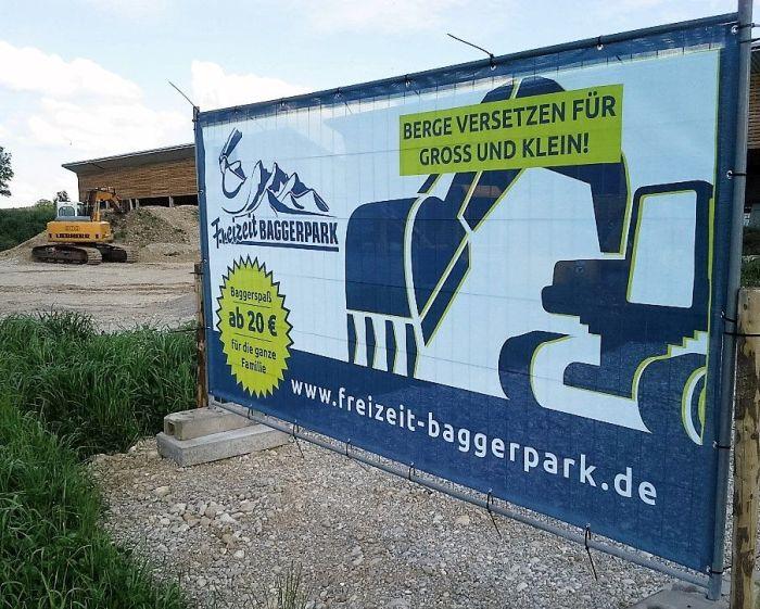 Freizeit Baggerpark